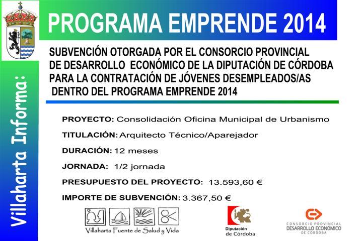 SUBVENCIONES RECIBIDAS 2014 7
