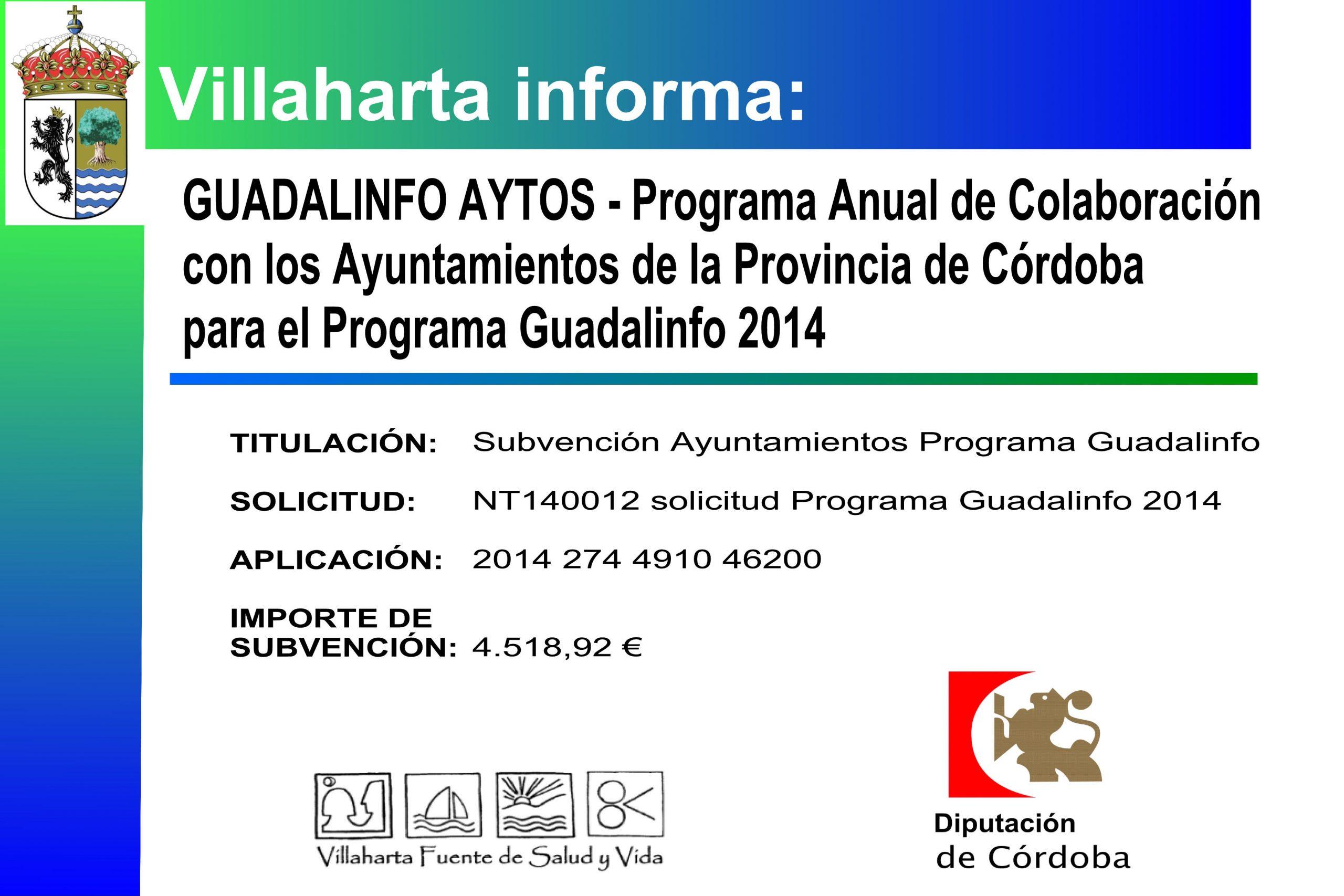 SUBVENCIONES RECIBIDAS 2014 4