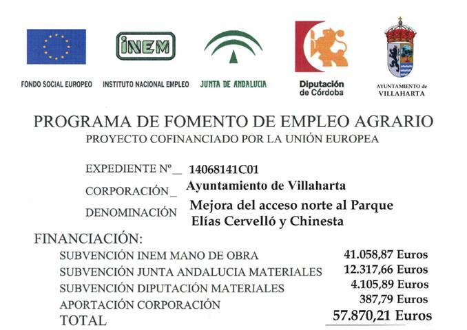 SUBVENCIONES RECIBIDAS 2014 2