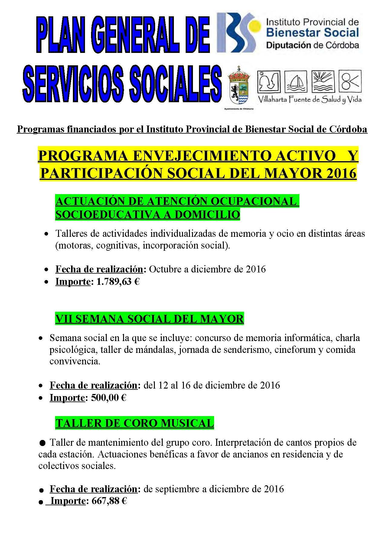 SUBVENCIONES RECIBIDAS. 2016 18