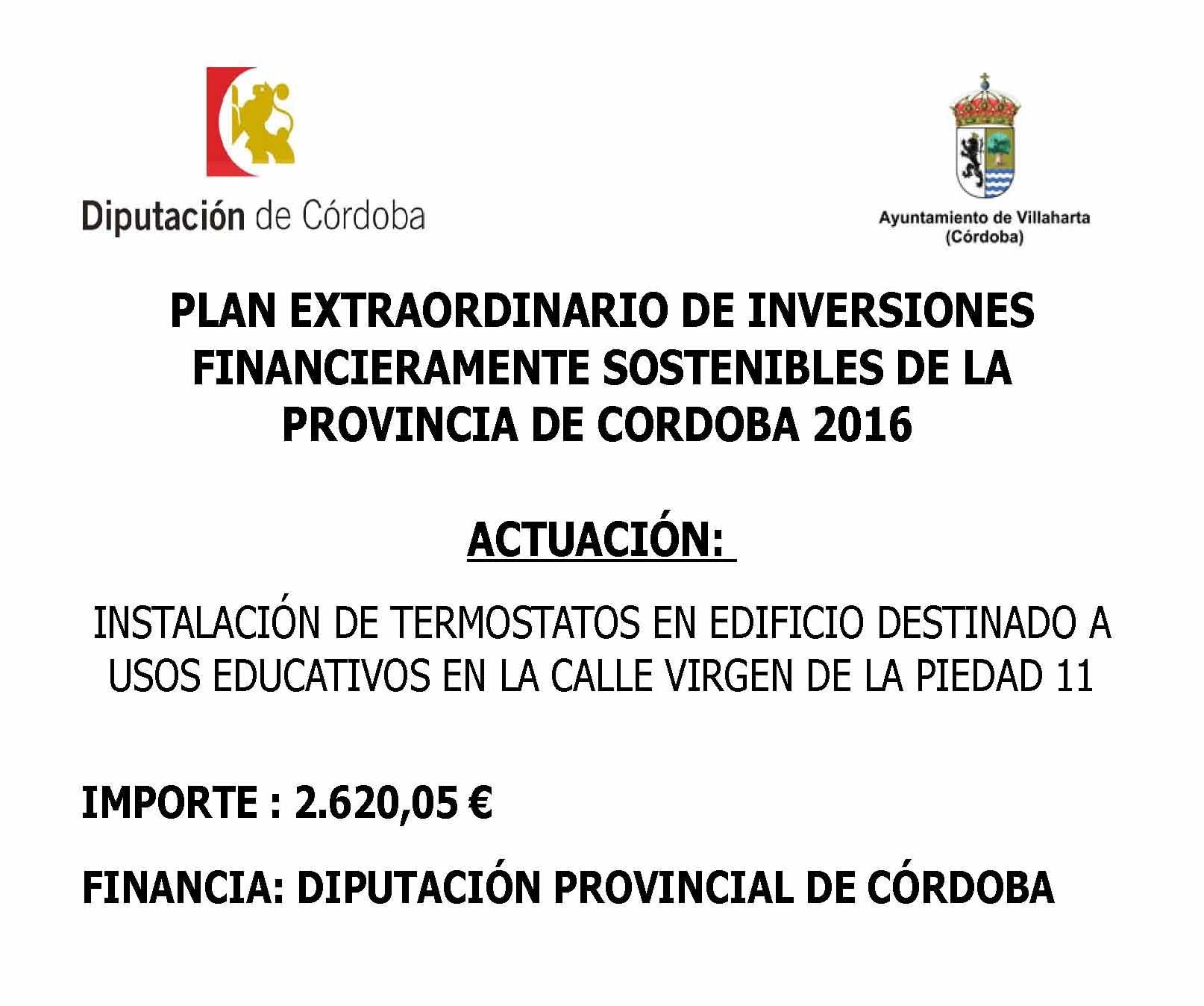 SUBVENCIONES RECIBIDAS. 2016 12