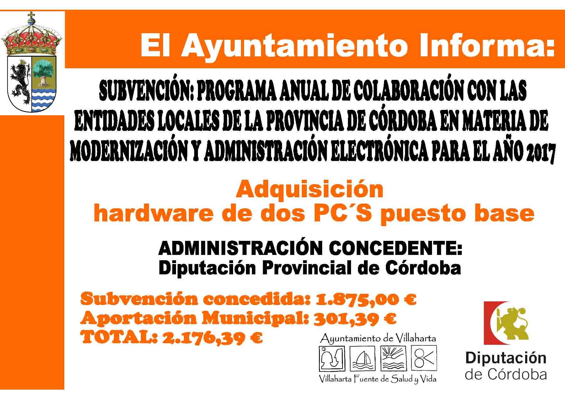 SUBVENCIONES RECIBIDAS. 2017 21