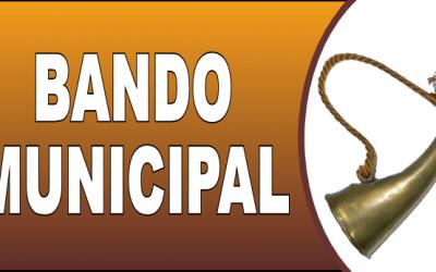 BANDO. PREVENCIÓN DE INCENDIOS