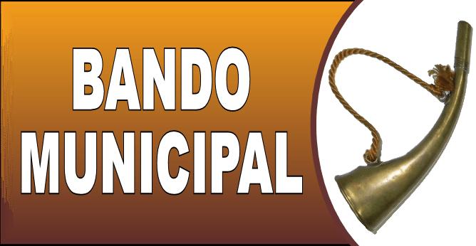 BANDO INFORMATIVO COVID 19