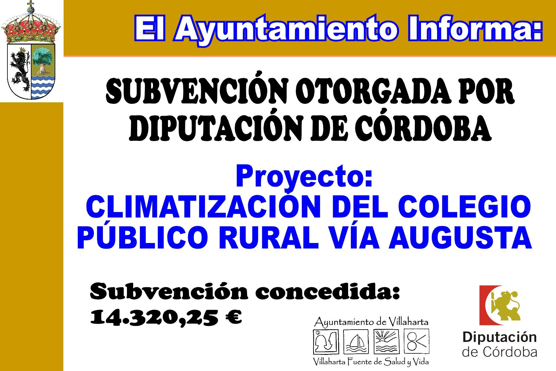 SUBVENCIONES RECIBIDAS. 2018 1