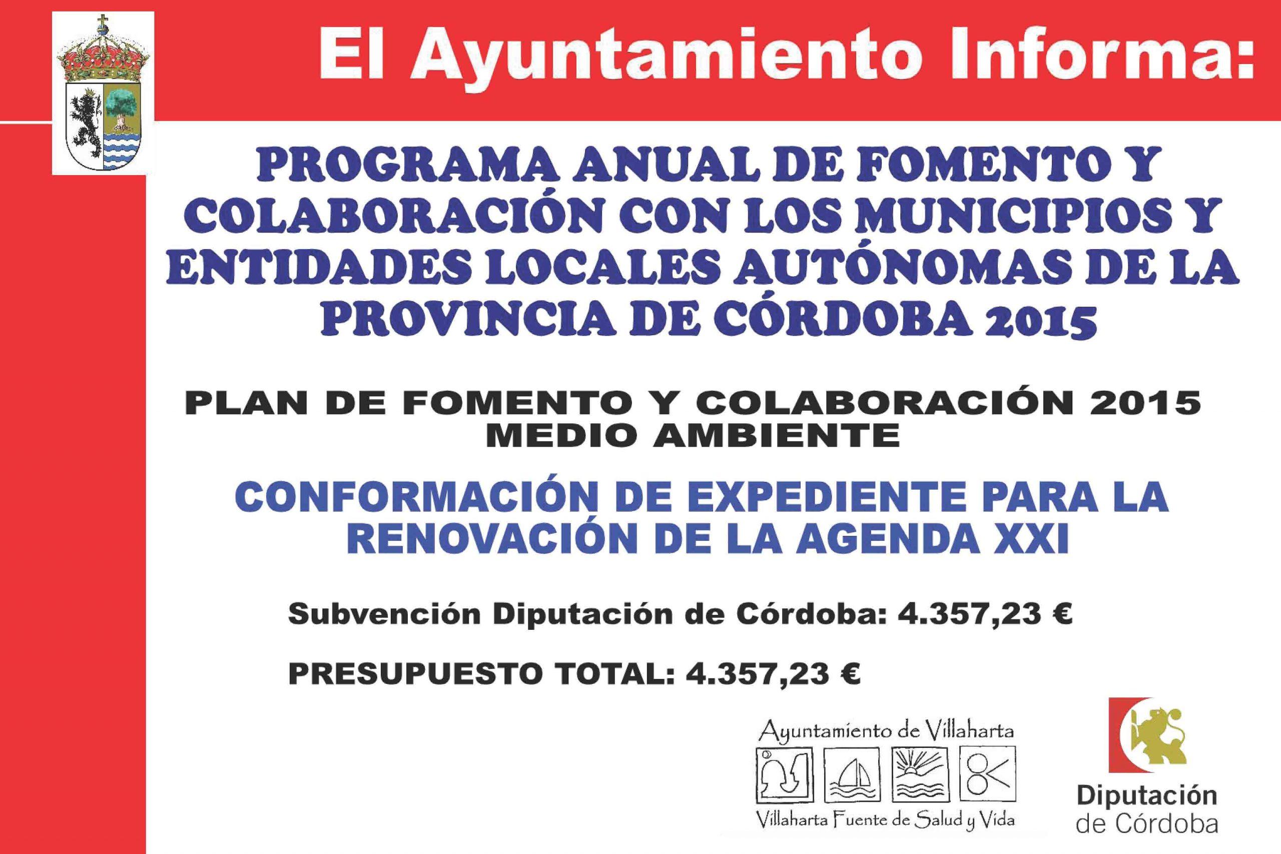 SUBVENCIONES RECIBIDAS. 2015 14
