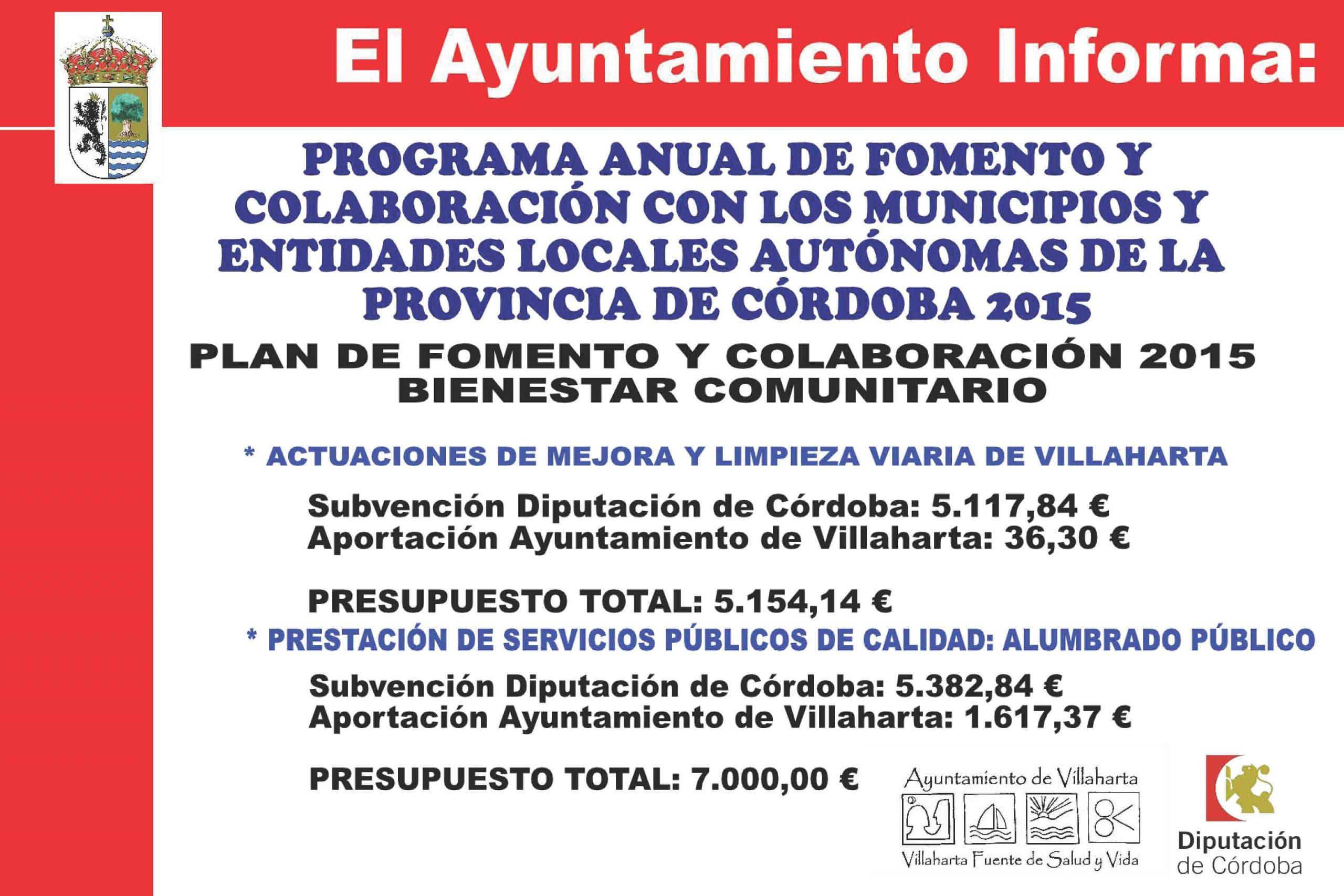 SUBVENCIONES RECIBIDAS. 2015 15