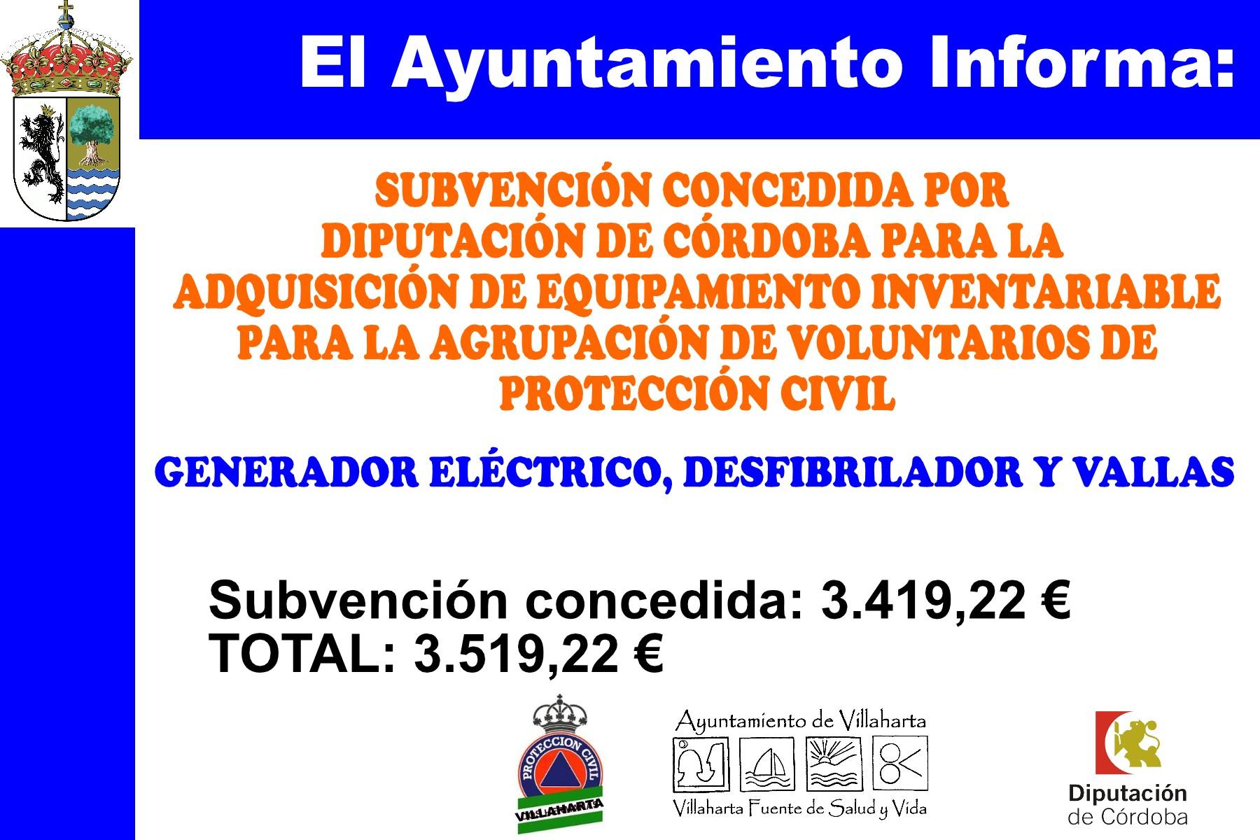 SUBVENCIONES RECIBIDAS. 2018 3