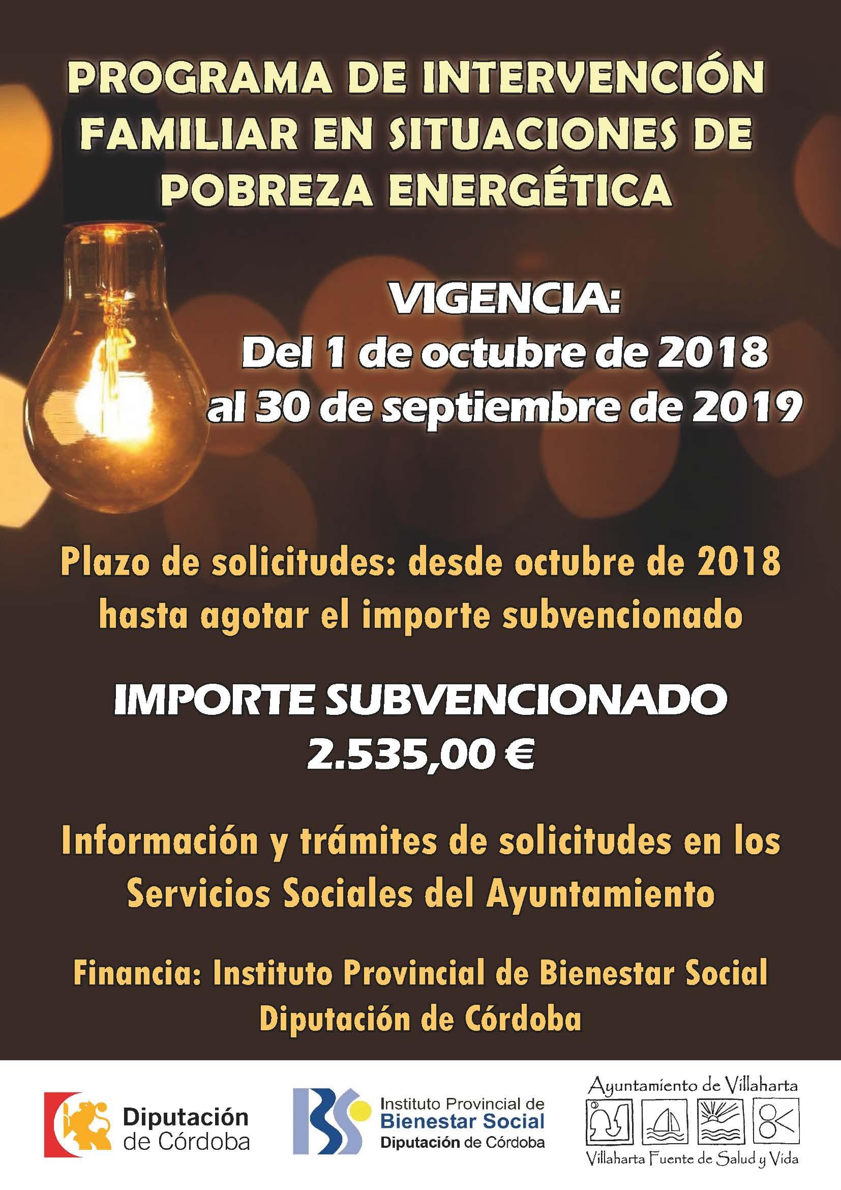 SUBVENCIONES RECIBIDAS. 2018 19
