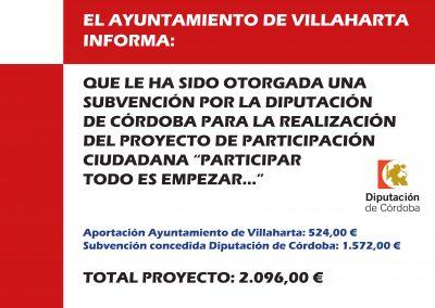 SUBVENCIONES RECIBIDAS. 2018 26