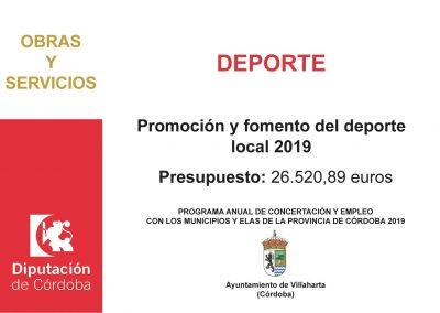 SUBVENCIONES RECIBIDAS 2019 11