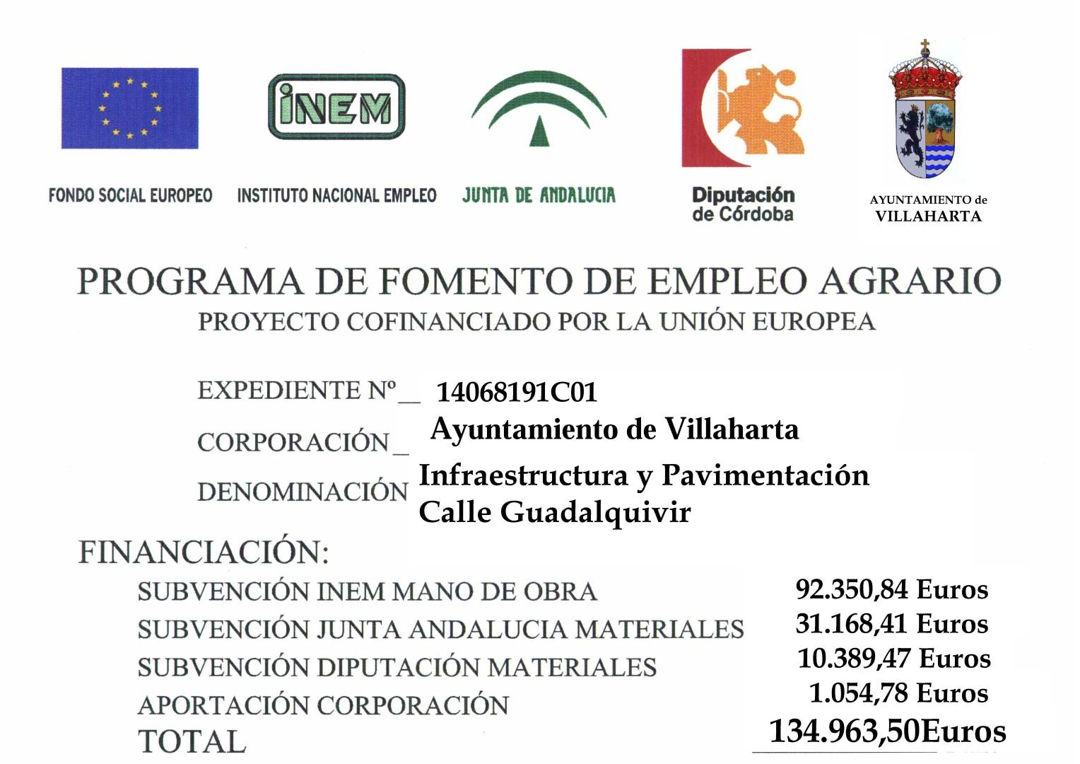 SUBVENCIONES RECIBIDAS 2019 12
