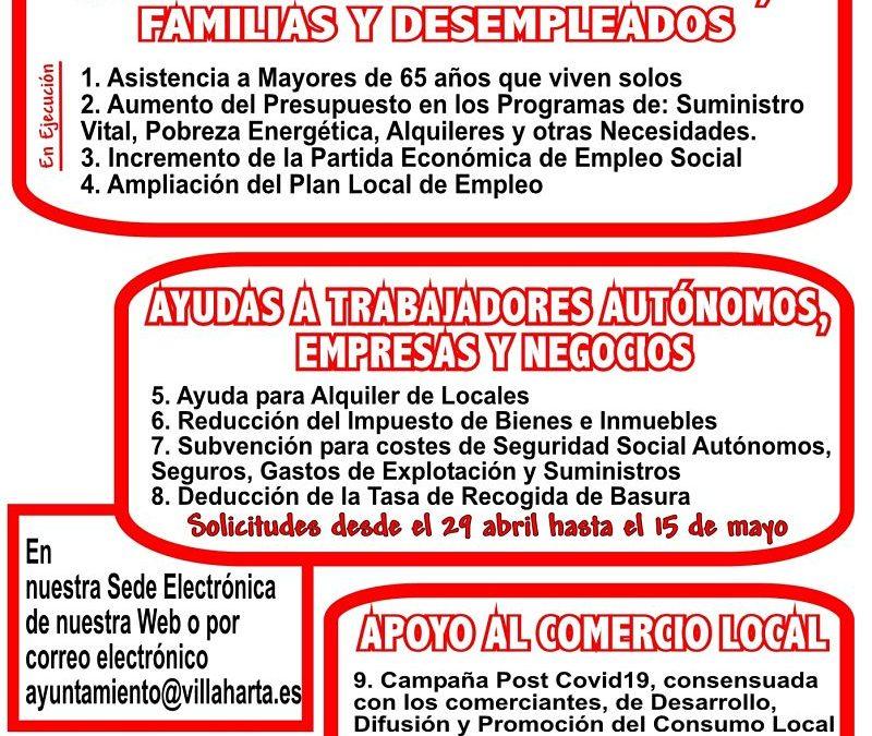 PROGRAMA MUNICIPAL DE AYUDAS SOCIALES, ECONÓMICAS Y EMPLEO 1