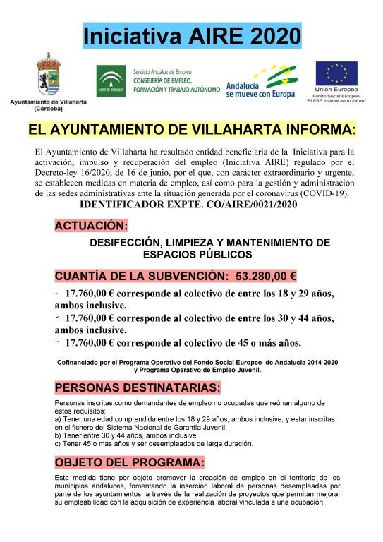 SUBVENCIONES RECIBIDAS 2020 3
