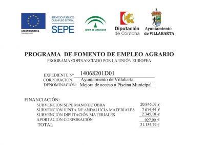 PROGRAMA DE FOMENTO DEL EMPLEO AGRARIO 2