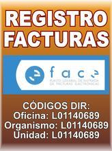Enlace a la página de Registros y Facturas
