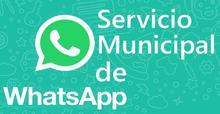 Enlace al Servicio Municipal de WhastApp