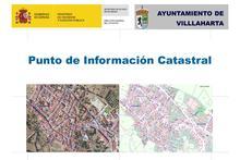 Enlace a la página del Punto de Información Catastral