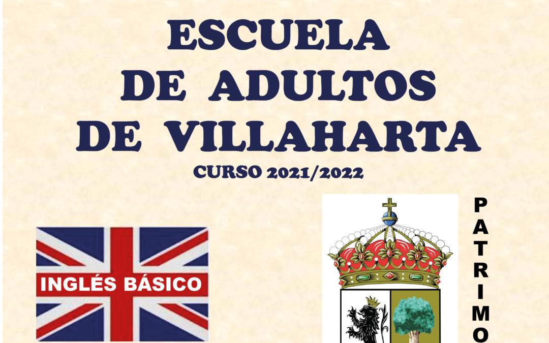 CENTRO DE EDUCACIÓN DE ADULTOS DE VILLAHARTA